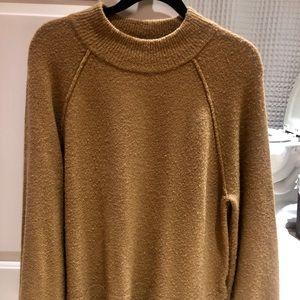 Calvin Klein Mustard Sweater